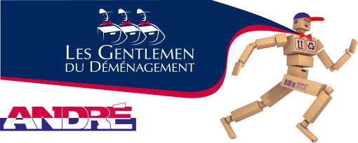 Les Gentlemen du Déménagement